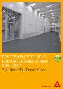 Revêtements de sols polyuréthanne - Ciment brillants Sikafloor Purcem Gloss.png